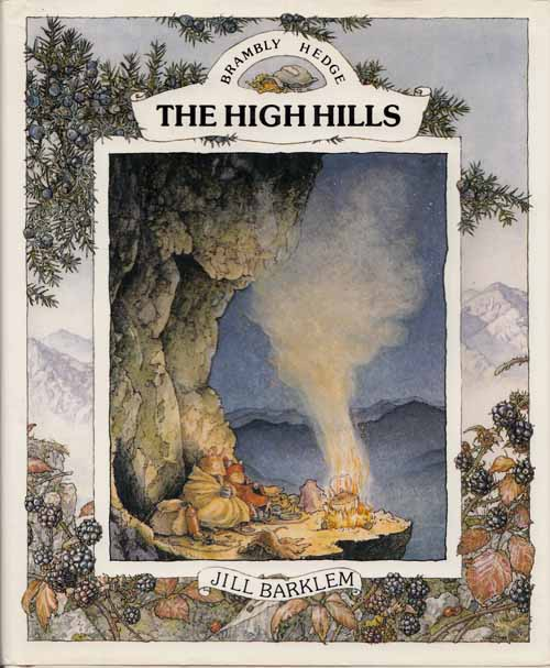 Image for The High Hills  (Brambley Hedge)
