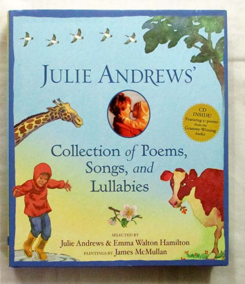 Image for Julie Andrews' Collection of Poems, Songs, and Lullabies [Includes CD]
