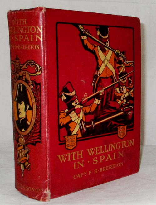Image for With Wellington in Spain A Story of the Peninsula