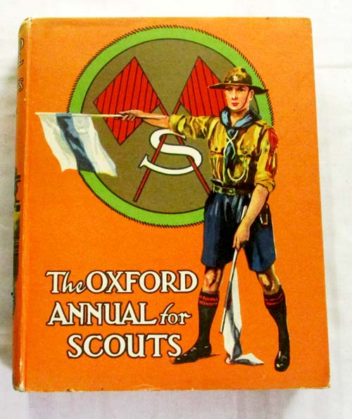 Image for The Oxford Annual for Scouts Seventh Year