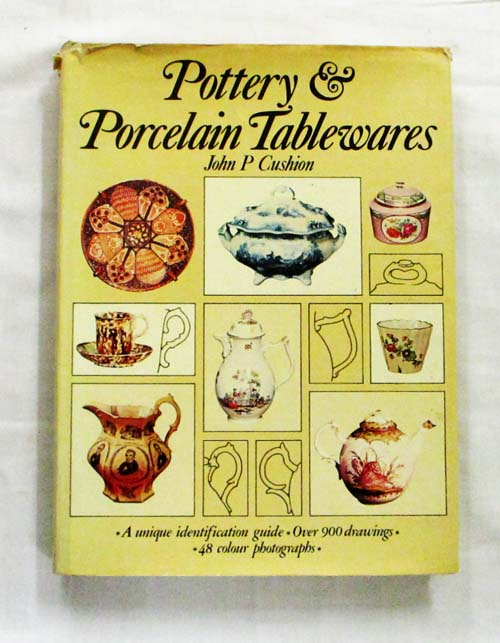Image for Pottery and Porcelain Tablewares