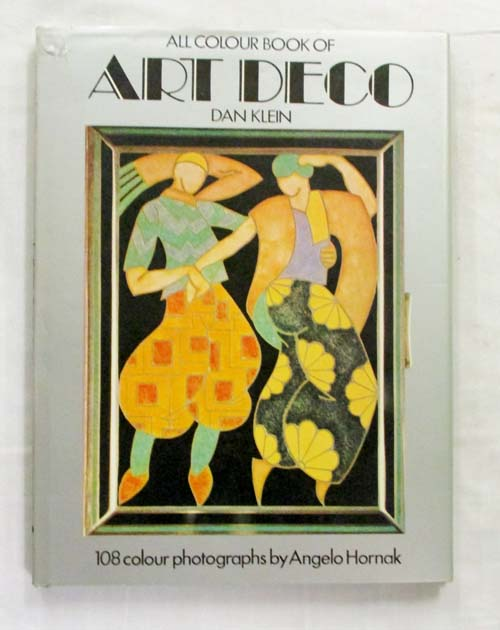 Image for All Colour Book of Art Deco