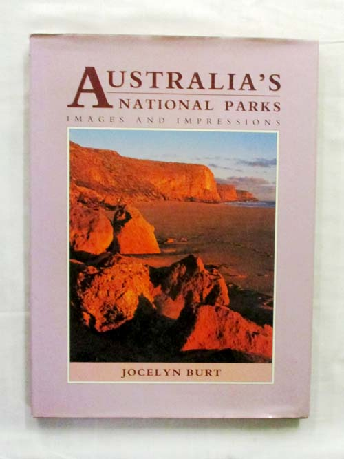 Image for Australia's National Parks Images and Impressions