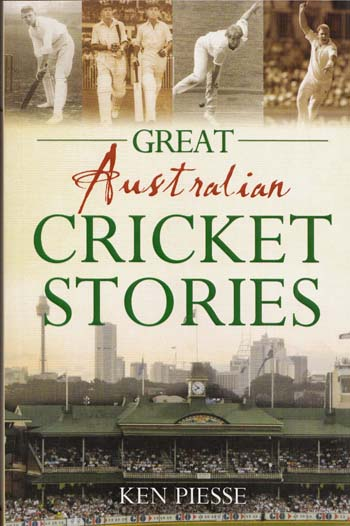 Image for Great Australian Cricket Stories