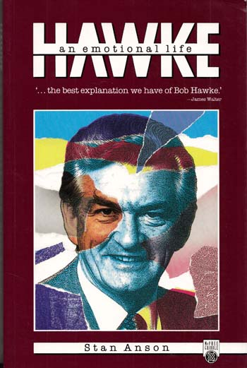 Image for Hawke An Emotional Life