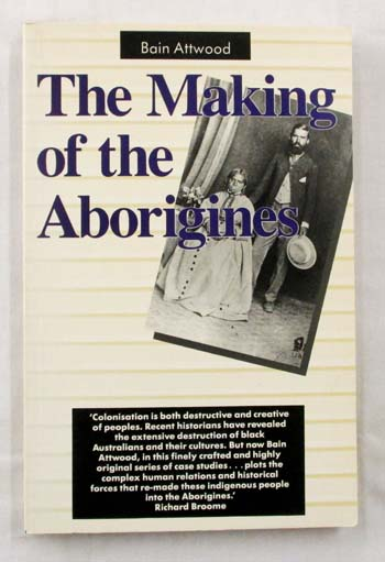 Image for The Making of the Aborigines