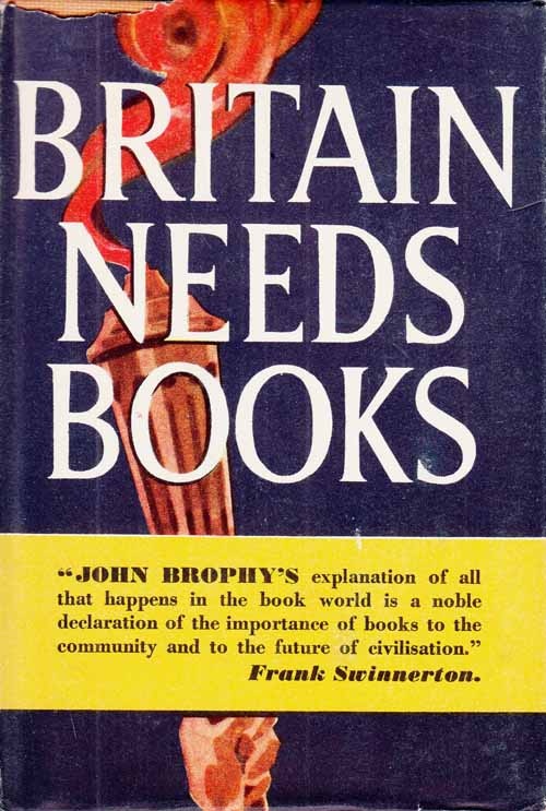 Image for Britain Needs Books