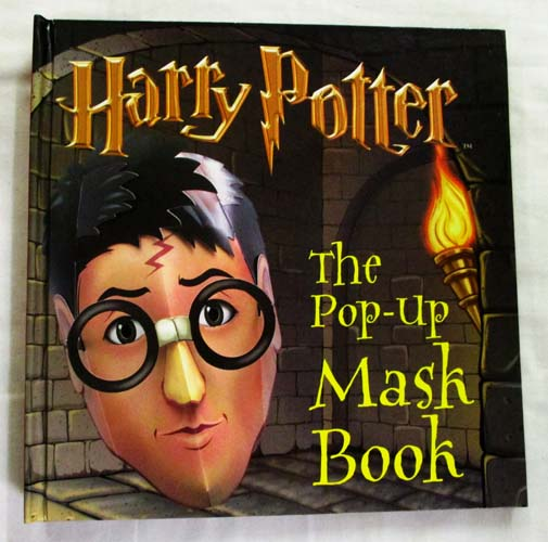Image for Harry Potter The Pop-Up Mask Book
