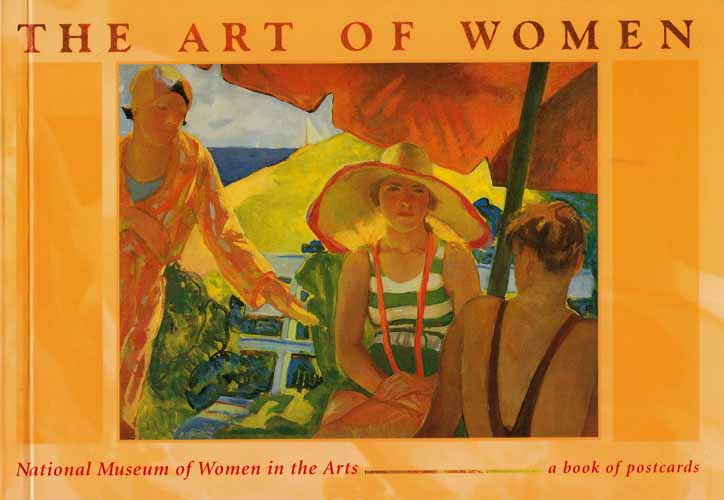 Image for The Art of Women National Museum of Women in the Arts A Book Of Postcards
