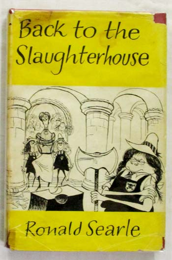 Image for Back to the Slaughterhouse and Other Ugly Moments