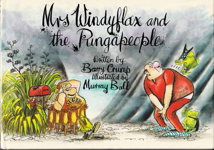 Image for Mrs Windyflax and the Pungapeople