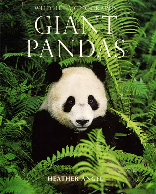 Image for Giant Pandas (Wildlife Monographs)