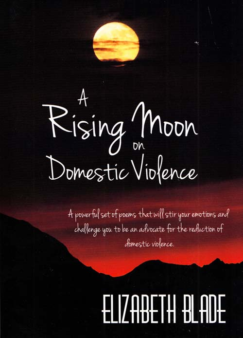 Image for A Rising Moon on Domestic Violence (Signed by Author)