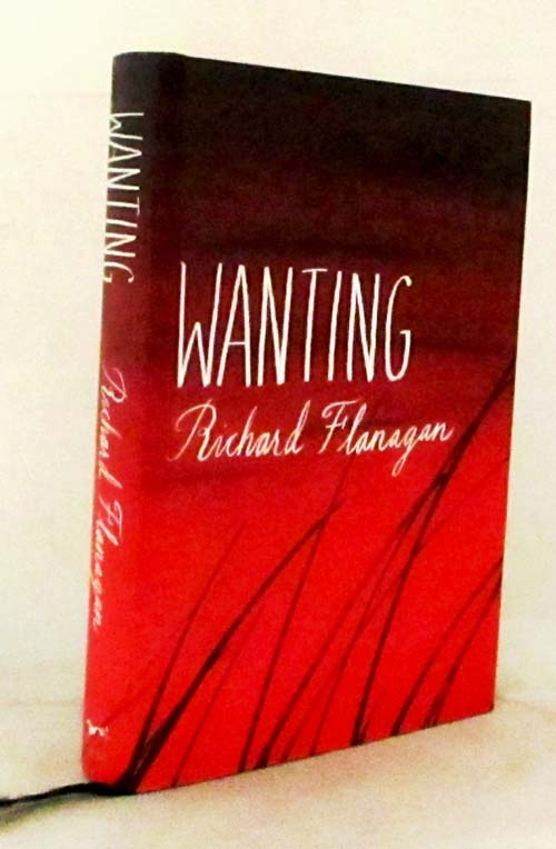 Image for Wanting (Signed by Author)