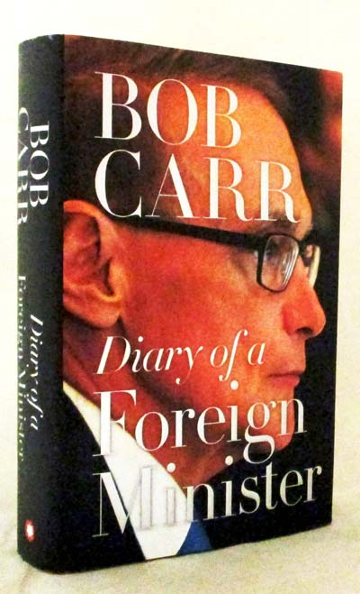 Image for Diary of a Foreign Minister [Signed & Inscribed]