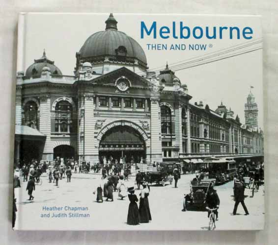 Image for Melbourne Then and Now