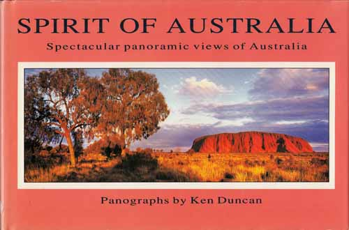 Image for SPIRIT OF AUSTRALIA.  Spectacular panoramic views of Australia