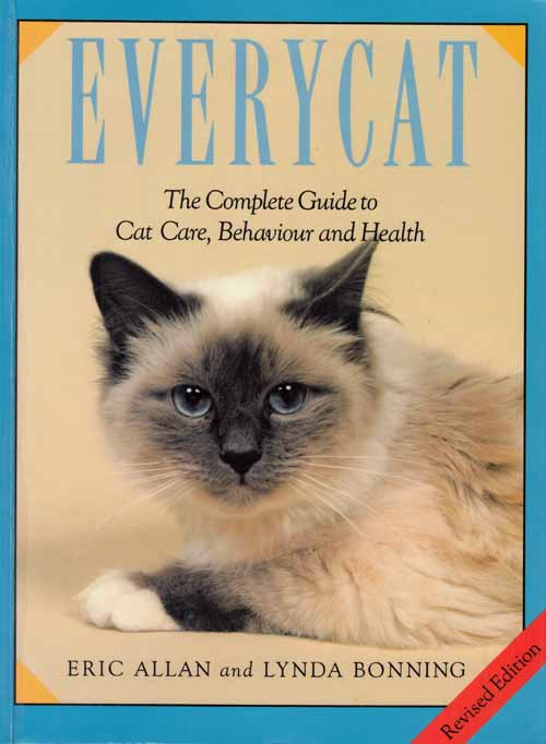 Image for Everycat.  The Complete Guide to Cat Care, Behaviour and Health