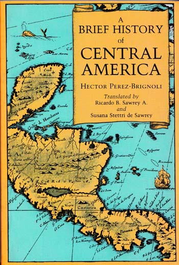 Image for A Brief History of Central America
