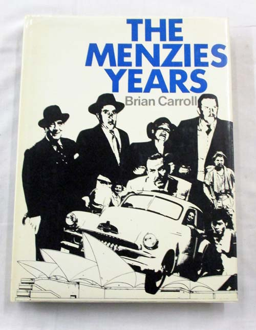 Image for The Menzies Years
