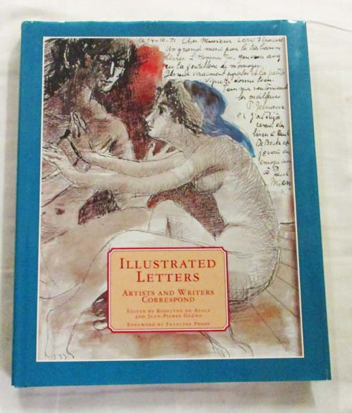 Image for Illustrated Letters Artists and Writers Correspond