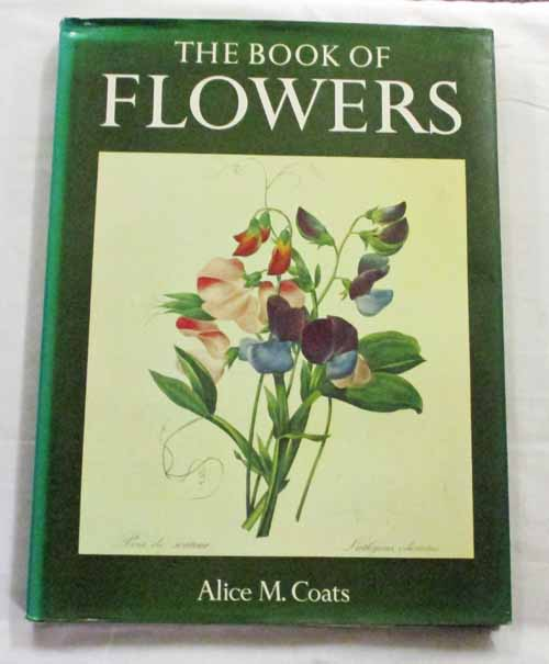 Image for The Book of Flowers.  Four Centuries of Flower Illustrations