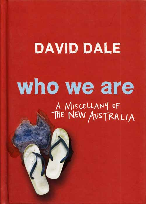 Image for Who We Are. A Miscellany of the New Australia