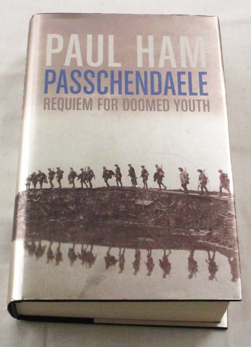 Image for Passchendaele.  Requiem for Doomed Youth