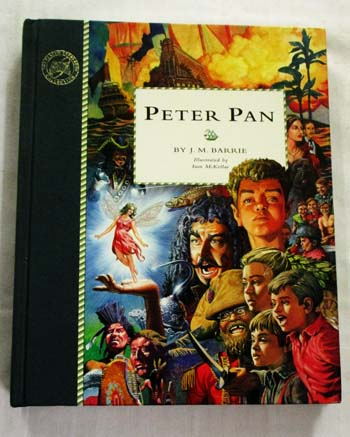 Image for Peter Pan Includes 2 CDs (Classic StoryBook Collection)
