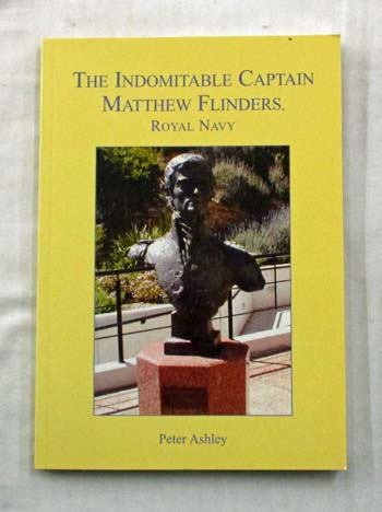 Image for The Indomitable Captain Matthew Flinders, Royal Navy