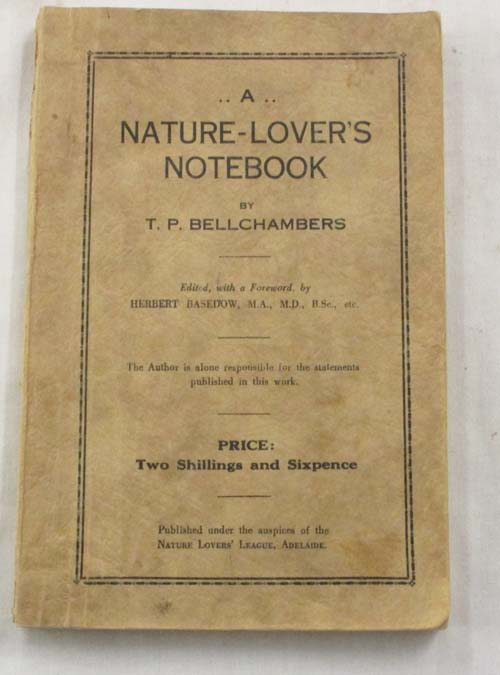 Image for A Nature-Lover's Notebook