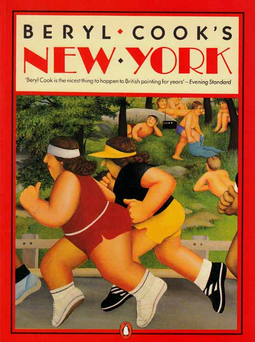 Image for Beryl Cook's New York.