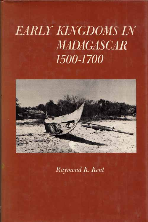 Image for Early Kingdoms in Madagascar 1500-1700
