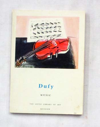 Image for Dufy Music ( The Little Library of Art Volume 58)