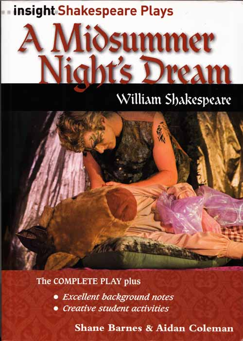 Image for A Midsummer Night's Dream (Insight Shakespeare Plays)