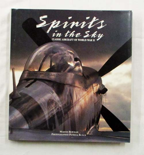 Image for Spirits in the Sky.  Classic Aircraft of World War II