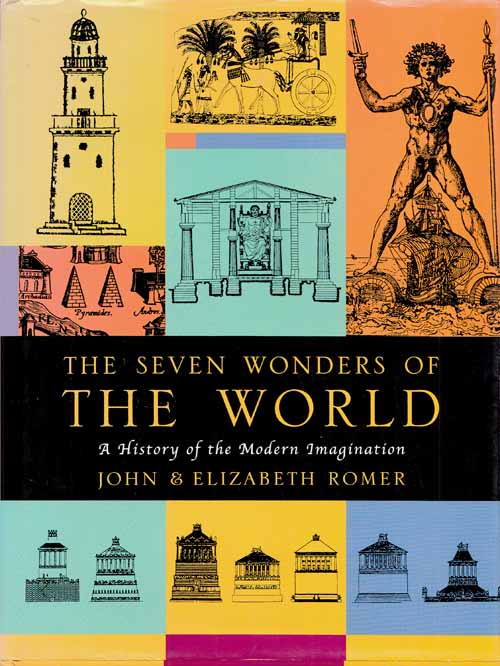 Image for The Seven Wonders of the World.  A History of the Modern Imagination
