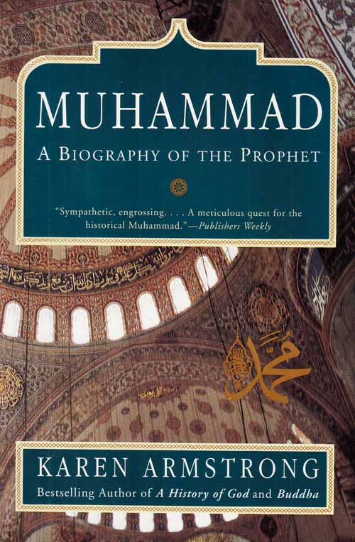 Image for Muhammad.  A Biography of the Prophet