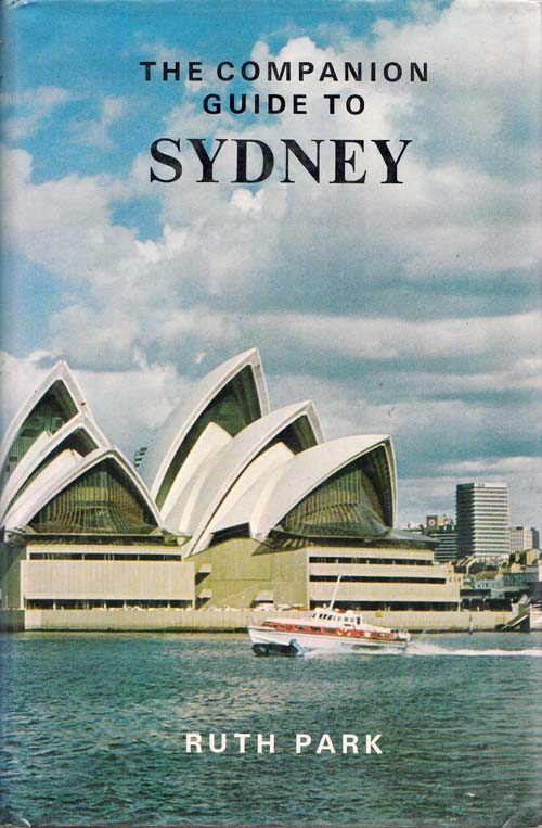 Image for The Companion Guide to Sydney (Signed by Ruth Park)