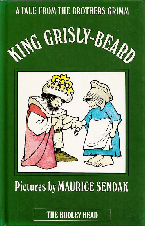 Image for King Grisly-Beard