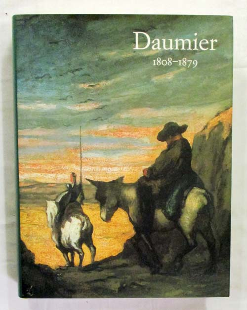 Image for Daumier 1808-1879