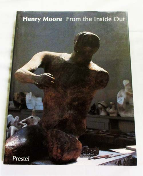 Image for Henry Moore. From the Inside Out