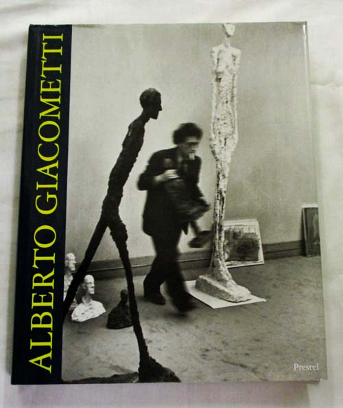Image for Alberto Giacometti: Sculpture Paintings Drawings