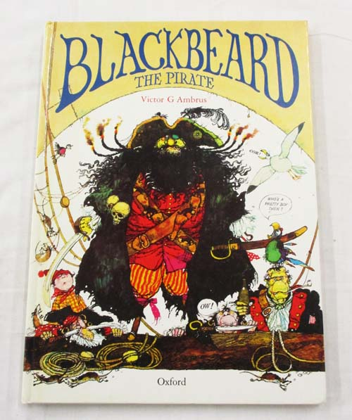 Image for Blackbeard The Pirate