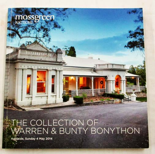 Image for The Collection of Warren and Bunty Bonython Adelaide Sunday 4 May 2014