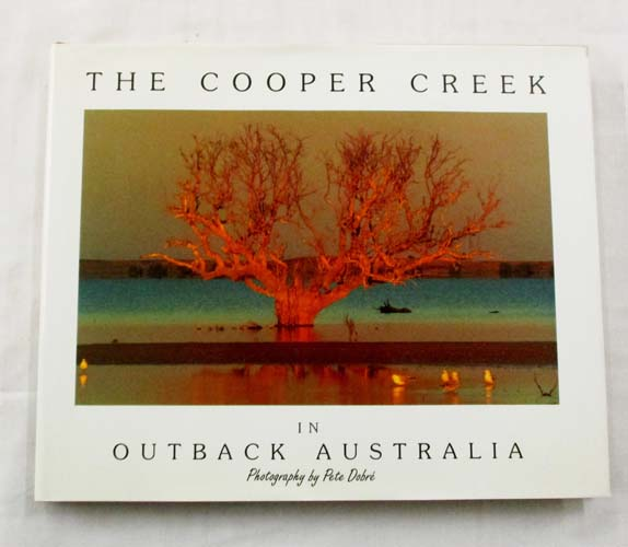 Image for The Cooper Creek In Outback Australia (Signed by the Author)