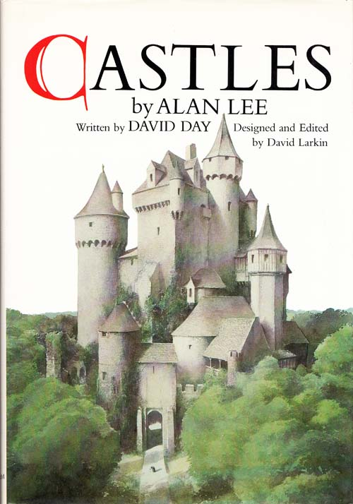 Image for Castles by Alan Lee