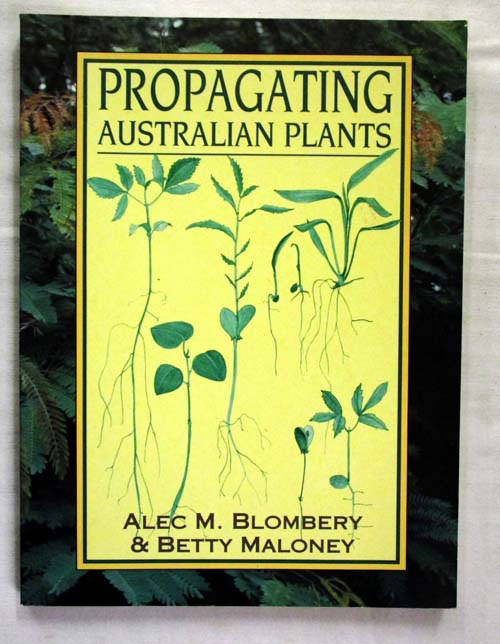 Image for Propagating Australian Plants