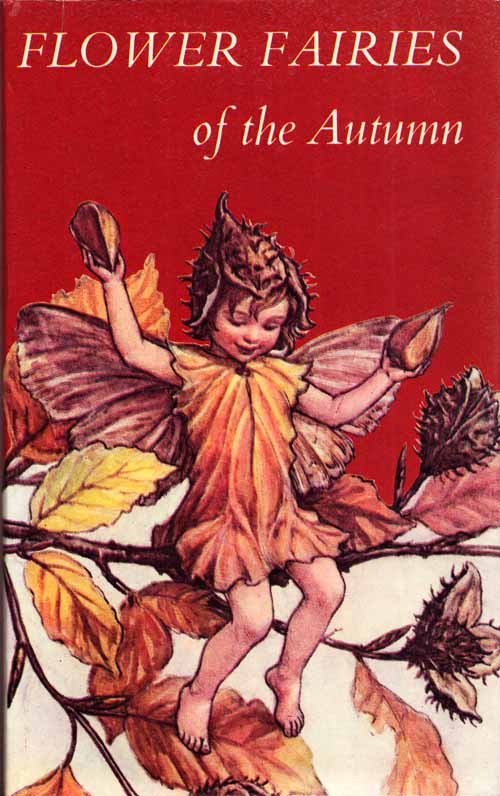 Image for Flower Fairies of the Autumn
