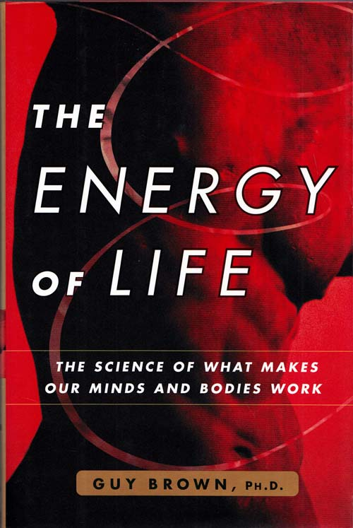 Image for The Energy of Life. The Science of What makes our Minds and Bodies Work